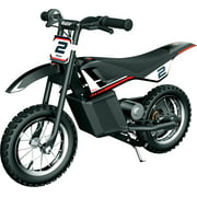Razor Miniature Dirt Rocket MX125 Electric-Powered Dirt Bike - Recommended For Ages 7+ and Riders between 40 and 80 lbs