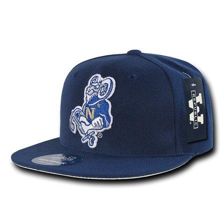 Navy Midshipmen Freshman Fitted Hat (Navy) - Walmart.com 83469cc84