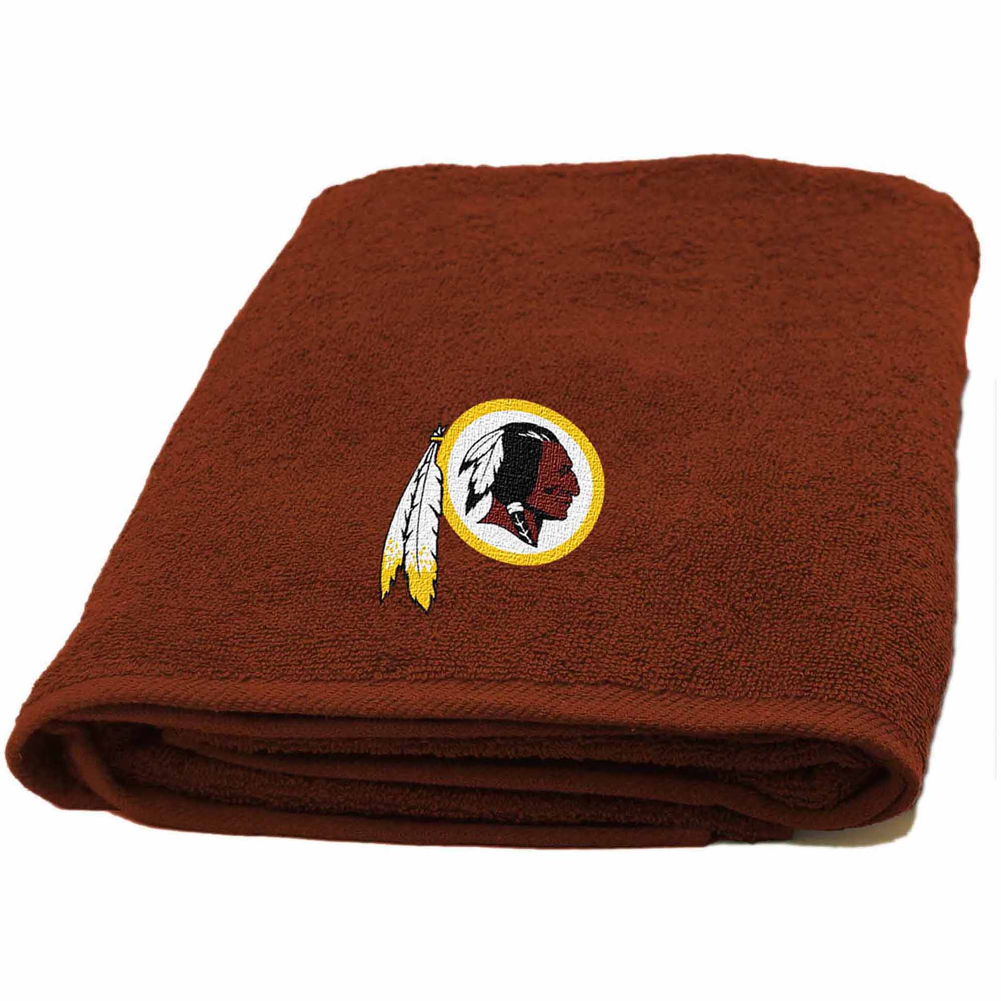 NFL Washington Redskins Decorative Bath Collection - Bath Towel