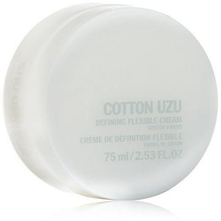 Cotton Uzu Defining Flexible Cream by Shu Uemura, 2.53 Ounce