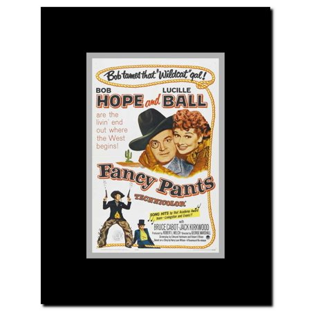 - Fancy Pants Framed Movie Poster