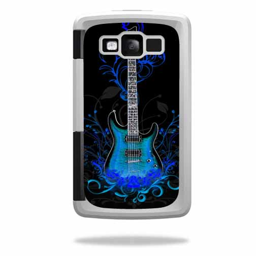 Mightyskins Protective Vinyl Skin Decal Cover for OtterBox Armor Samsung Galaxy S III 3 Case wrap sticker skins Guitar