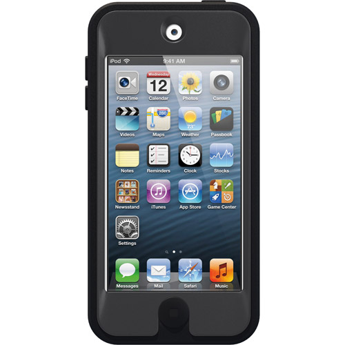 OtterBox Defender Series for iPod touch 5 g, Coal