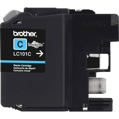 Brother Innobella LC101C Cyan Inkjet Print Cartridge