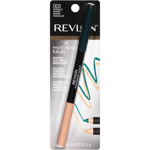 PhotoReady Kajal Intense Eye Liner - # 003 Esmerald Empire Revlon 0.08 oz Eye Liner Women