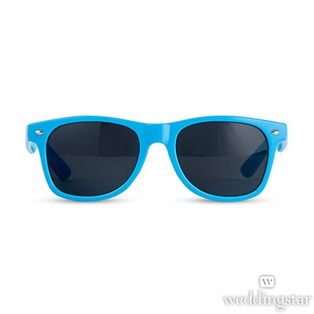 Weddingstar 4436-28 Fun Shades Sunglasses - Blue