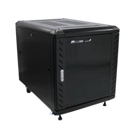 "StarTech.com 12U 36"" Knock-Down Server Rack Cabinet with Casters"