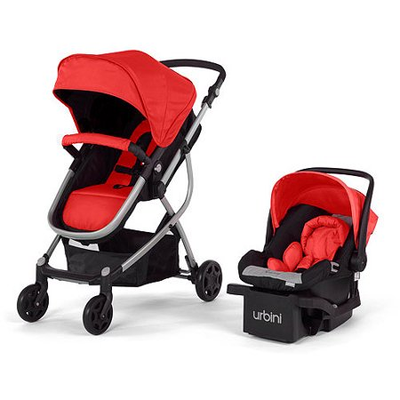 Urbini Omni 3-in-1 Travel System - Walmart.com