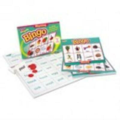 TREND Young Learner Bingo Game, Rhyming Words