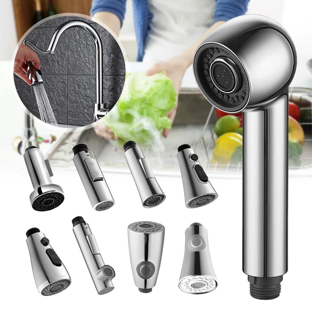 Sprayer Bathroom Shower Head Spray Faucet Settings Kitchen Water Basin Mixer Tap