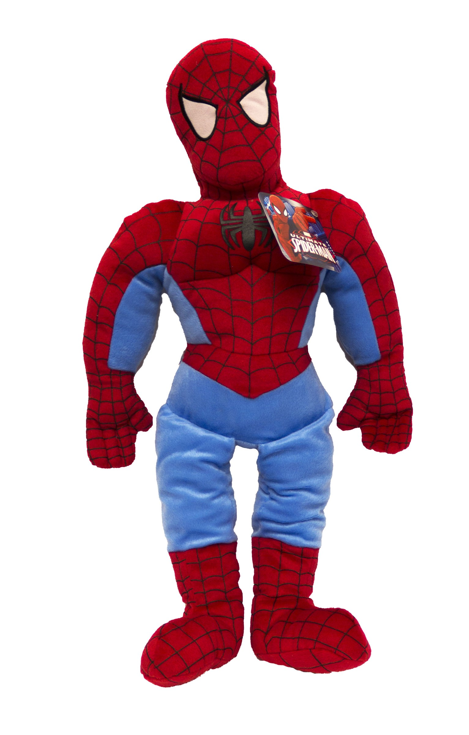 Marvel Spiderman Ultimate Pillowtime Pal, Kid's Bedding by Jay Franco and Sons, Inc.