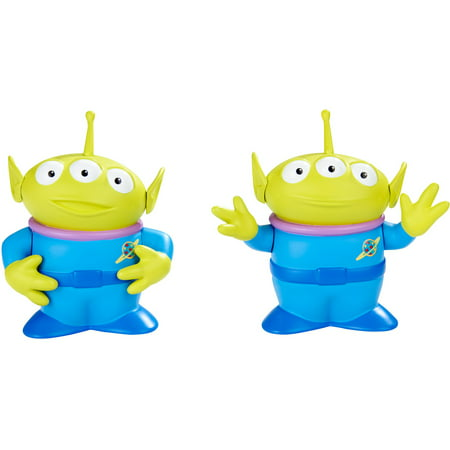 Disney Toy Story Aliens Action Figures, 2-Pack