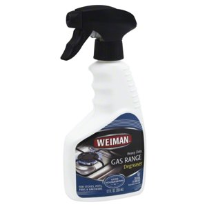 Weiman Gas Range Cleaner & Degreaser, 12 oz