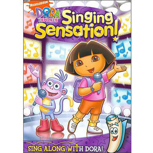 Dora The Explorer: Singing Sensation! (Full Frame)