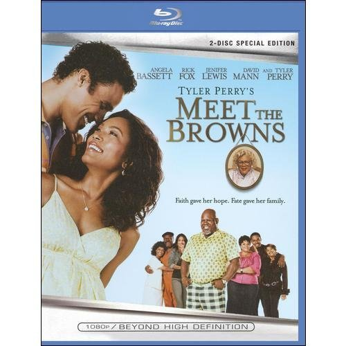 Meet The  Browns (Blu-ray) (With INSTAWATCH) (Widescreen)