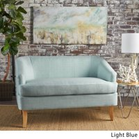 Christopher Knight Home Sheena Mid-century Modern Petite Fabric Loveseat by