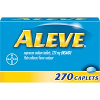 Aleve Caplets Pain Reliever/Fever Reducer