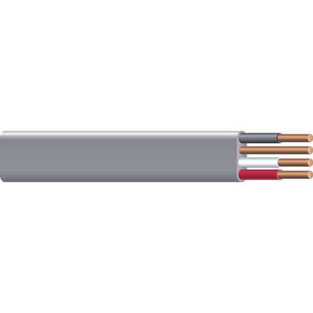 ROMEX Nonmetallic Building Cabl,8/3 AWG,25 ft. 147835