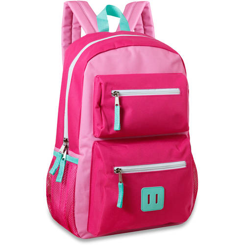 18 Inch Double Pocket Backpack