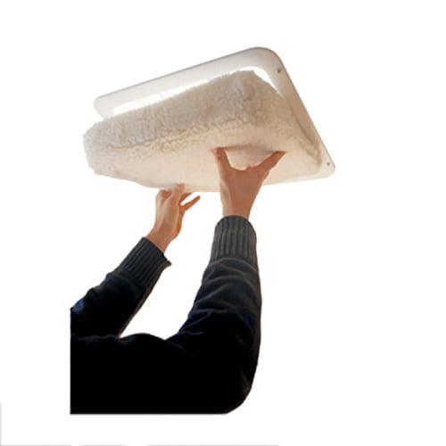 Camco 45192 Sunshield Rv Vent Insulator With Reflective Side Brickseek