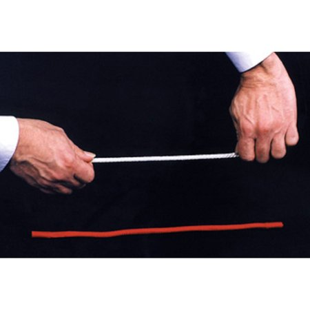 Morris Costumes Magician Displays A White Color Rope It Changes To Red, Style LE07 - Party Display And Costume