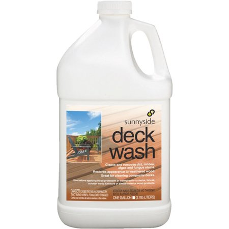 Deck Wash - Sunnyside Corp. Gallon Deck Wash 727G1 Pack of 4