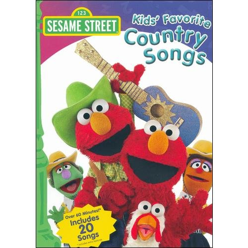 Sesame Street: Kids' Favorite Country Songs (Full Frame)