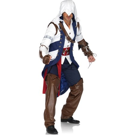 Leg Avenue Assassin's Creed Connor Adult Halloween Costume](Assassin's Creed 4 Black Flag Halloween Costume)