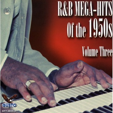R&B Mega Hits of the 1950's 3 / (1950's Halloween Songs)