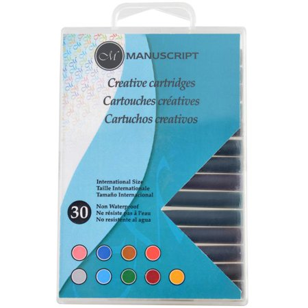Manuscript Creative Calligraphy Cartridges - Calligraphy Supplies