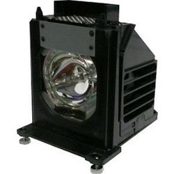 Replacement for MITSUBISHI 915P061010 LAMP and HOUSING