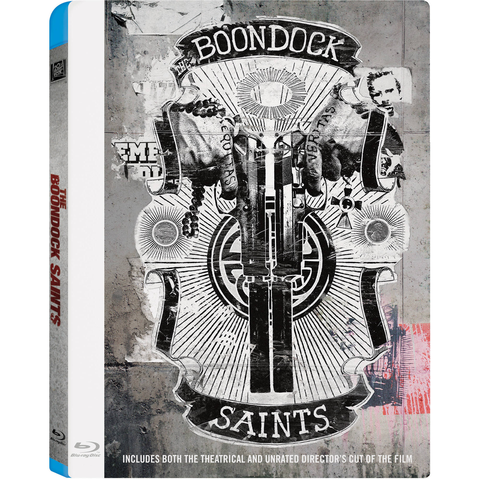 The Boondock Saints (Blu-ray) (Widescreen)