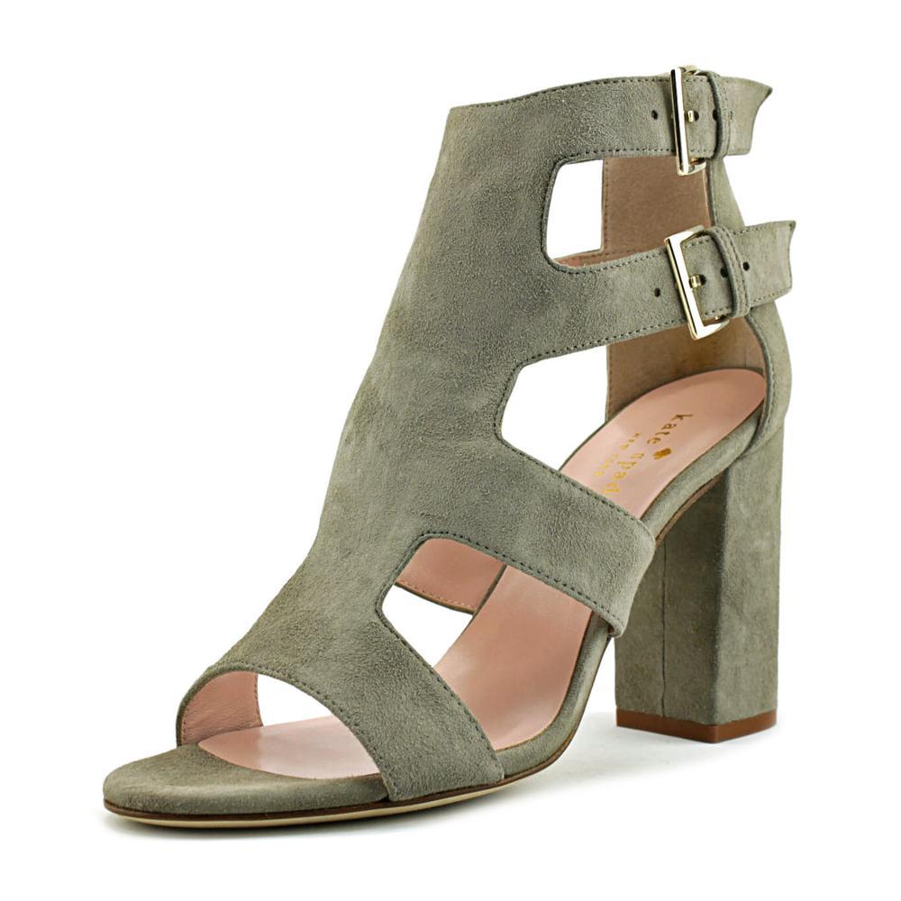 Kate Spade Ilemi Open Toe Suede Gladiator Sandal by kate spade