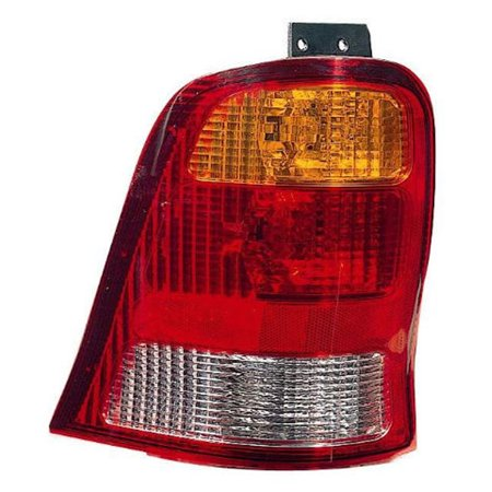 New Driver Side Left Tail Lamp Assembly 3F2Z13405CA,XF2Z13405AA CAPA