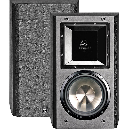 "BIC FH-65B 6.5"" 350-Watt 2-Way Bookshelf Speaker"