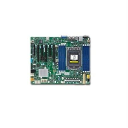 Supermicro H11SSL-NC Server Motherboard - AMD Chipset - Socket SP3 - 1 x  Bulk Pack (213074)