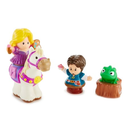 Disney Princess Rapunzel and Friends by Little People