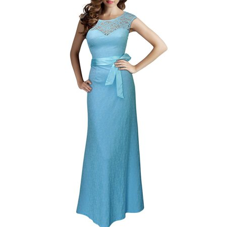 Women Long Maxi Formal Deep V Backless Dress Wedding Bridesmaid Evening Cocktail Party Prom Ball Gown Hollow Out Dresses