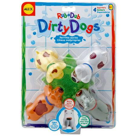 Rub A Dub Bath Toys 121