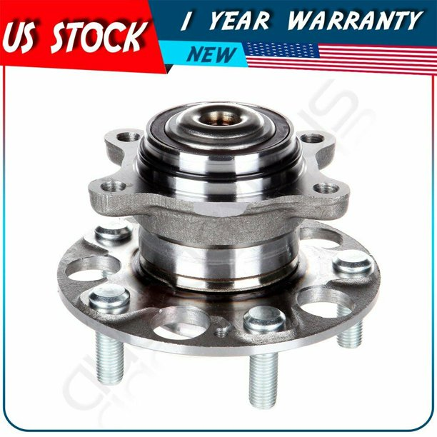 New Rear Wheel Hub Bearing Assembly Fits 2006-2011 Honda