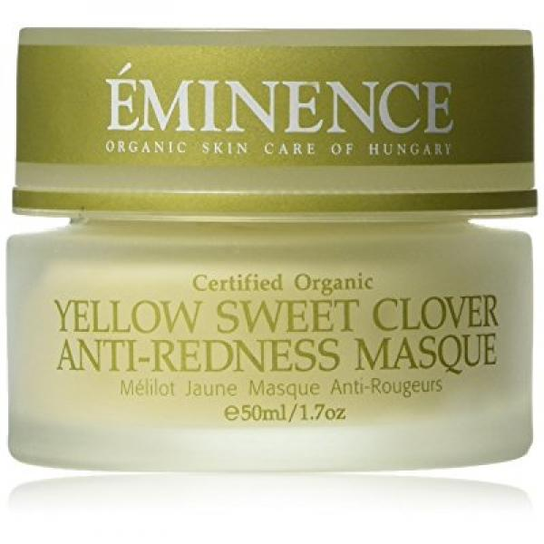 Eminence Yellow Sweet Clover Anti-Redness Masque, 1.7 Ounce