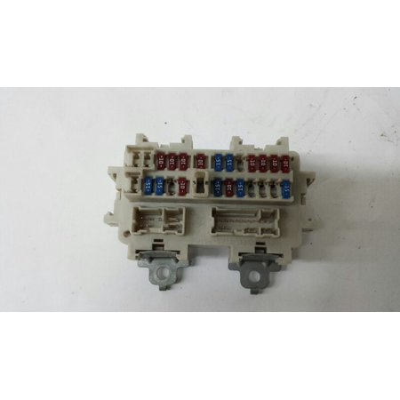 (pre-owned original part) small fuse box 2006 infiniti m35 p/n: eh10a 5f08  r263413 - walmart com