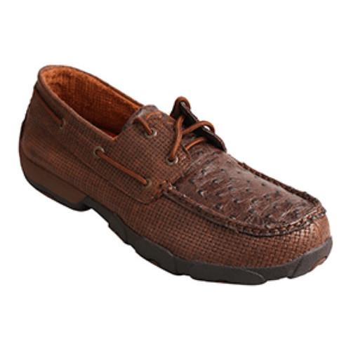 Men's Twisted X Boots MDM0055 Boat Shoe