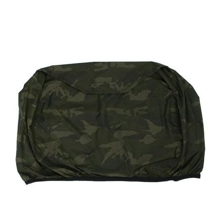 Camouflage 34x56x47 5cm Dustproof Generator Cover Flap for Honda EU200