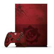 Xbox One S 2TB Gears of War 4 Limited Edition (Xbox One)