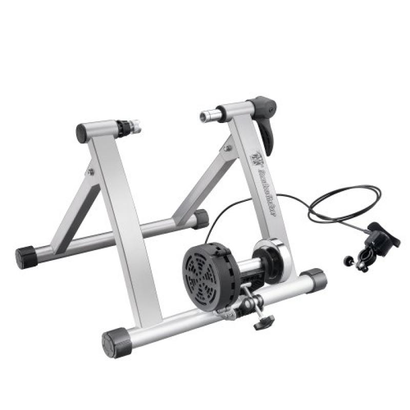 Bike Lane Premium Trainer Bicycle Indoor Trainer Exercise & Ride All Year by Dtx International