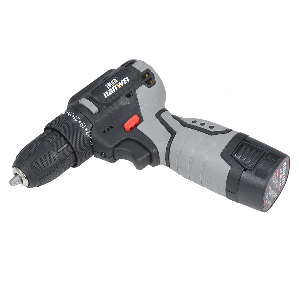 Details about  /16.8V Cordless Drill Driver Electric Screwdriver Tool Li-ion Battery Fast Charge