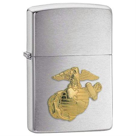 U.S. Marines Emblem Zippo Lighter