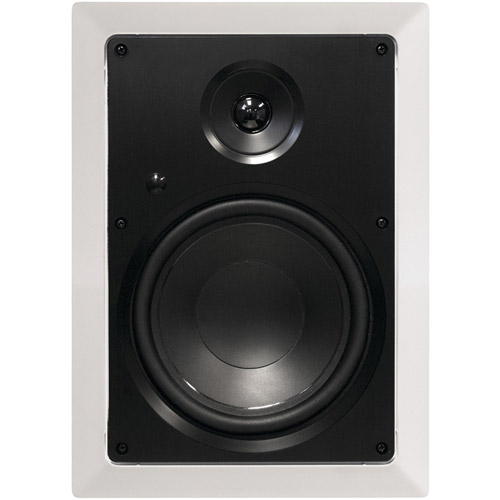 "Architech Pro Series AP-802 8"" 2-Way Rectangular In-Wall Loudspeakers"