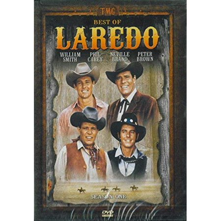 Best of Laredo: Episodes Include: Yahoo; Lazy Foot Where Are You; Three's Company; Golden Trail; Land